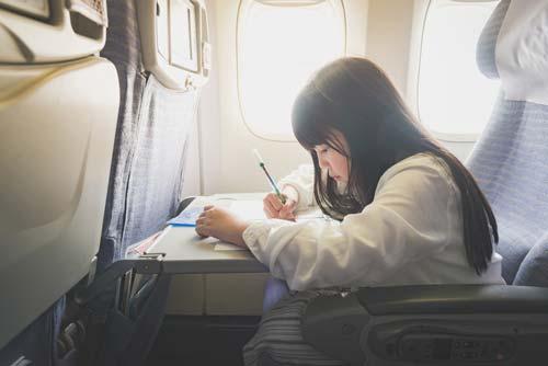 機内サービスの利用と注意事項について